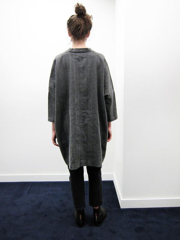 Bingo-Kasuri Box Dress