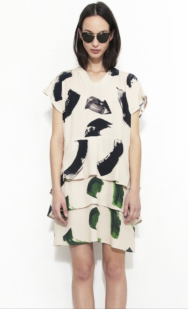 WRAY Saturn Dress