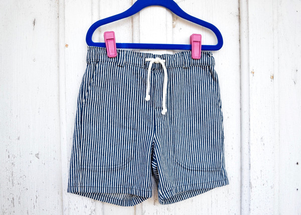 Nico Nico: Stripe Short