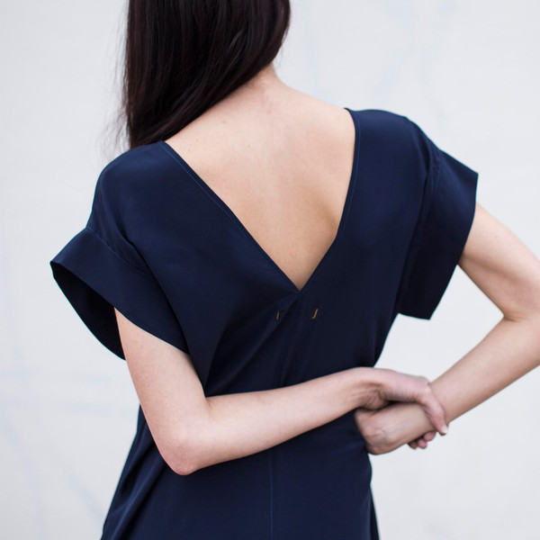 Esby Banks Silk Kimono