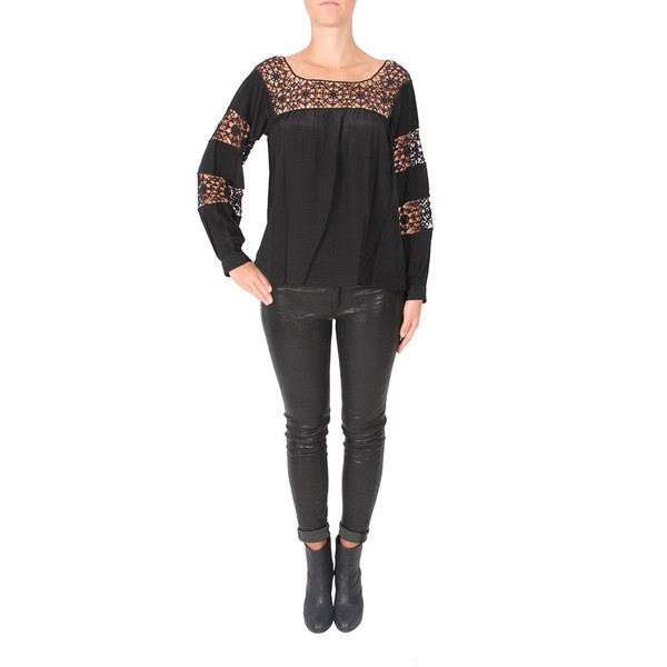 Ulla Johnson Claudelle Silk Blouse