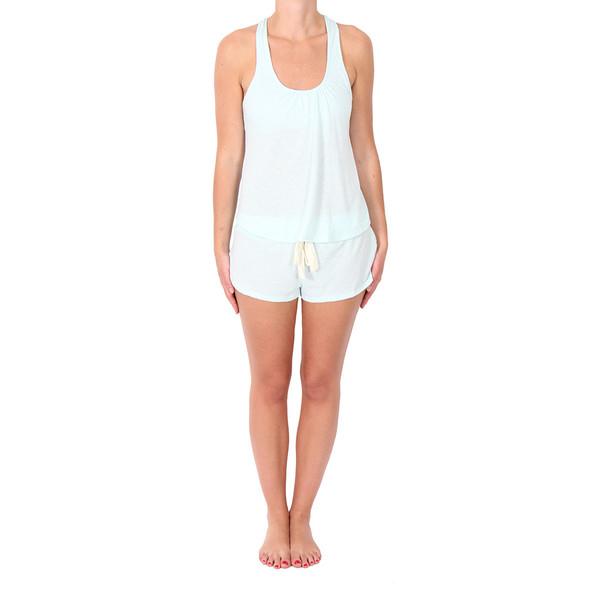 Eberjey Blue Heather Pajamas