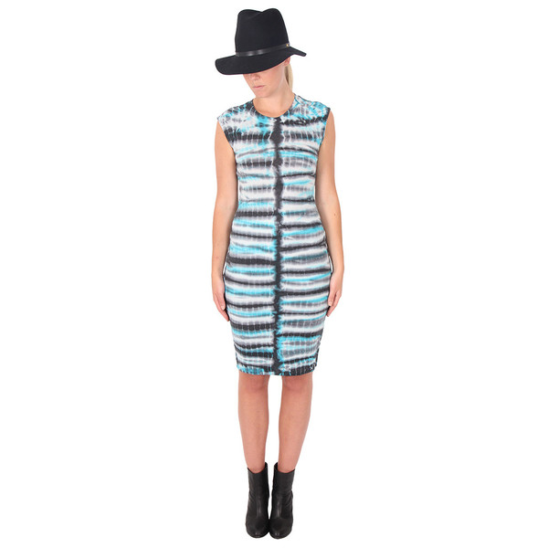 Raquel Allegra Fitted T-Shirt Dress
