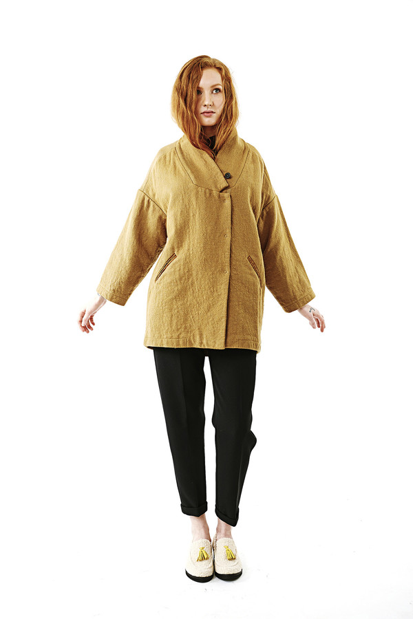 Humanoid Cherokee Coat
