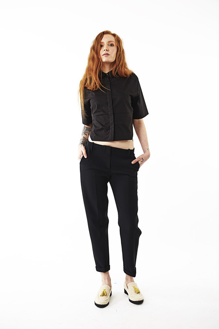 Nanushka Dann Tailored Trouser