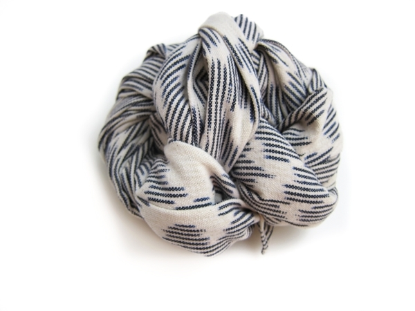 Esby Ikat Small Scarf