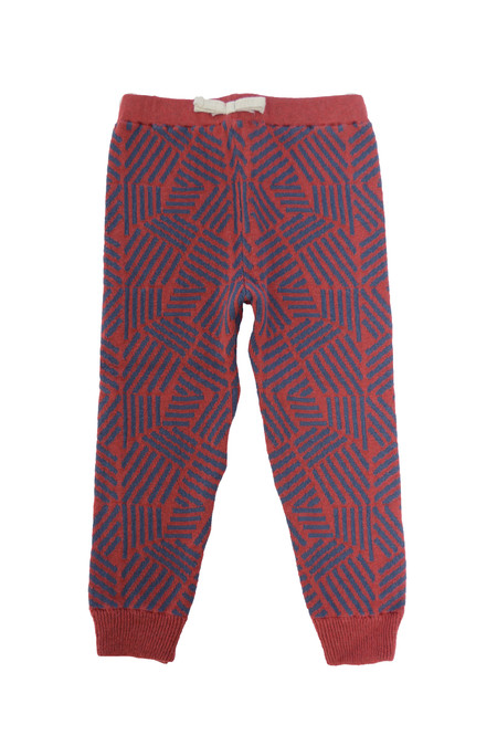 Kids' Micaela Greg Brick Dash Sweatpant