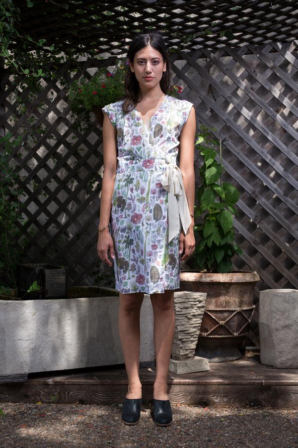 Plante Mangrove Dress