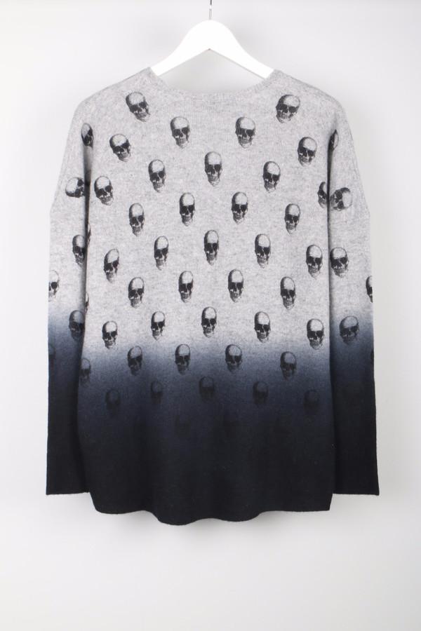 Skull Cashmere Jay Z Dip Dye Sweater