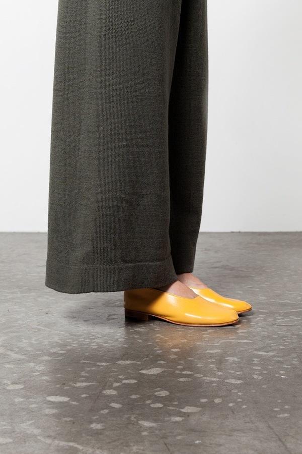 Lauren Manoogian Miter Overall | olive