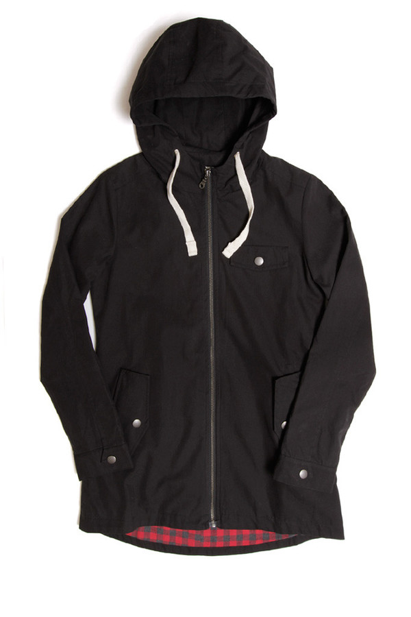 Bridge & Burn Warbler Black Jacket
