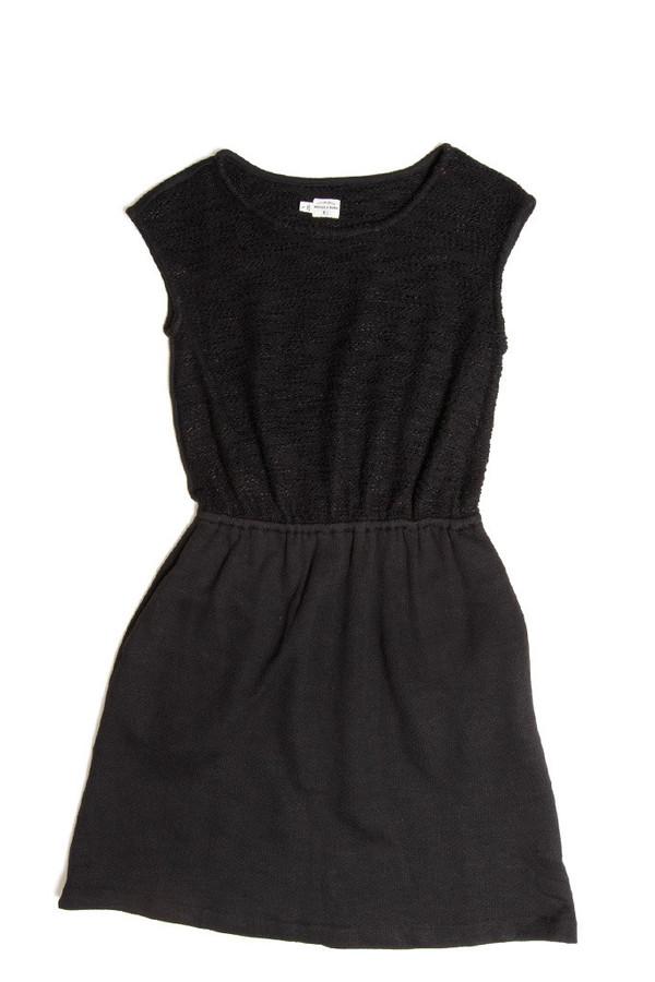 Bridge & Burn Morgan Black Dress