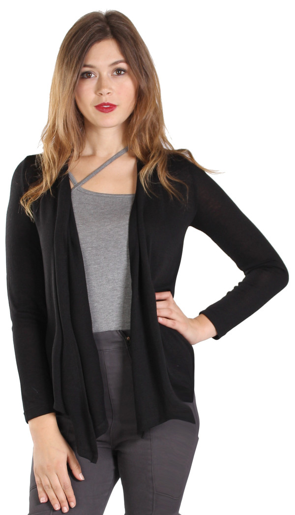 Michael Farrell Basic Cardigan