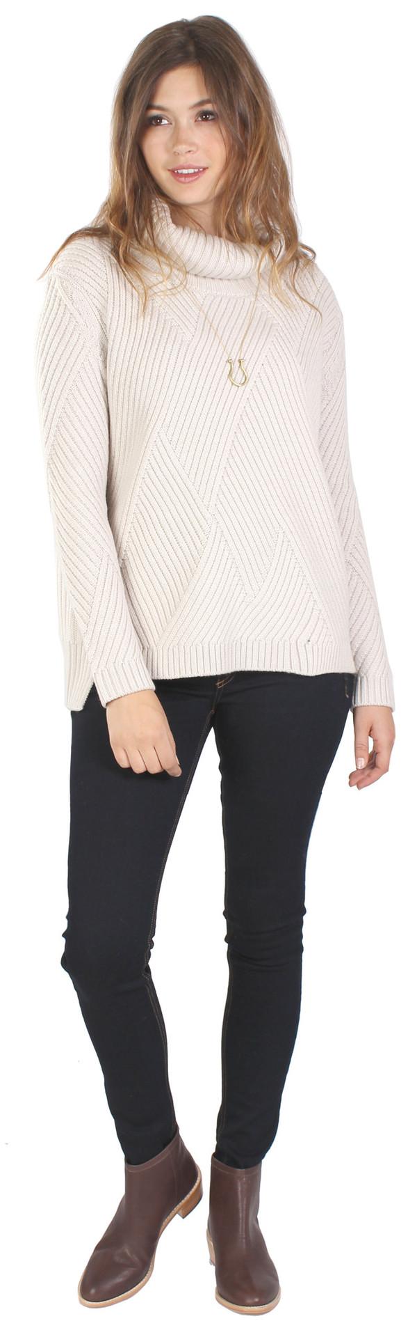 Rag & Bone Blithe T-Neck Sweater