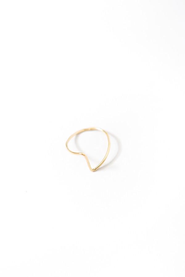 OneSixFive Crest Ring