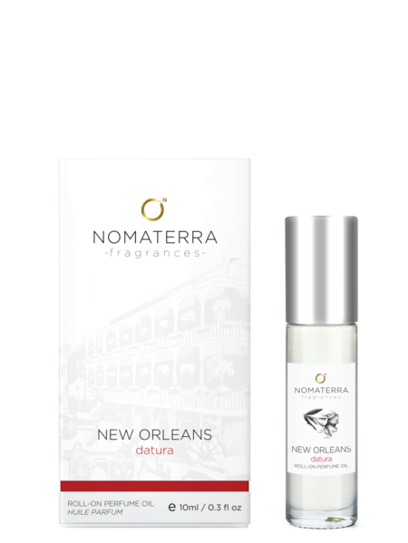 Nomaterra New Orleans Datura Roll On Perfume