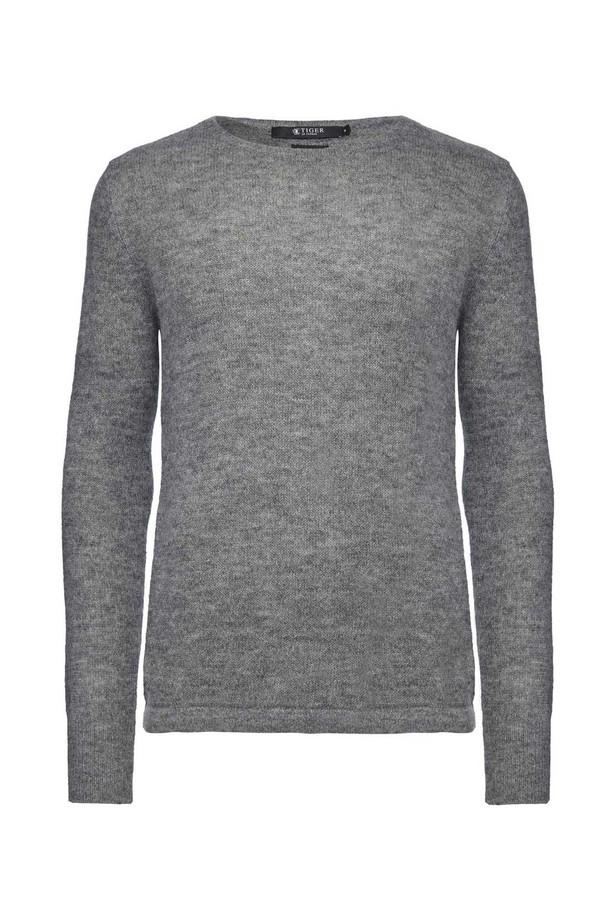 Men's Tiger of Sweden Charlton Sweater I Plutonium