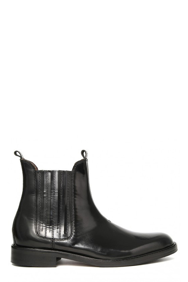 H By Hudson Black Tafler Boot