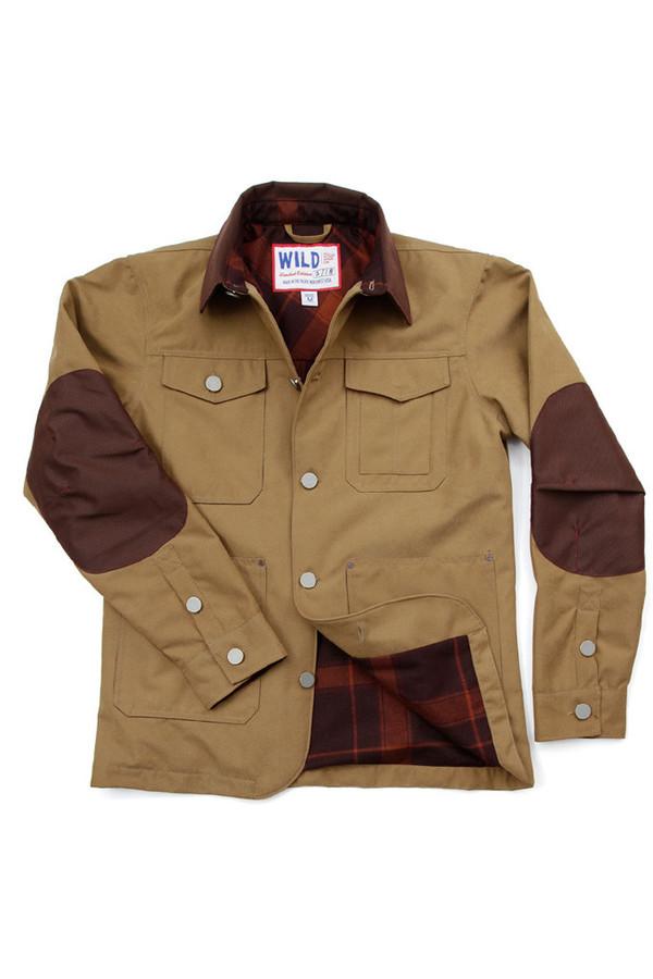 Men's WILD x Bridge & Burn Chore Coat