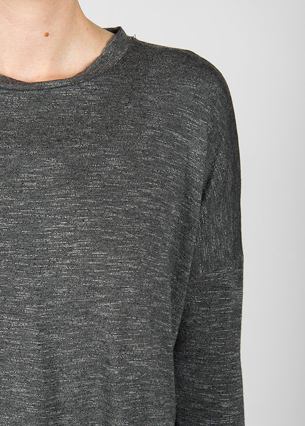 DOLAN - LONG SLEEVE CROP TOP