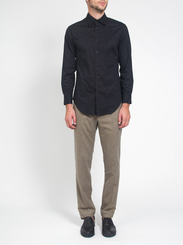 Men's House of the Very Islands Big Pocket Shirt