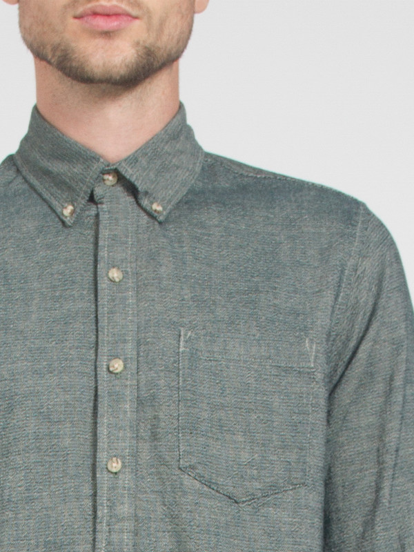Men's Jed & Marne Green Jasper Shirt