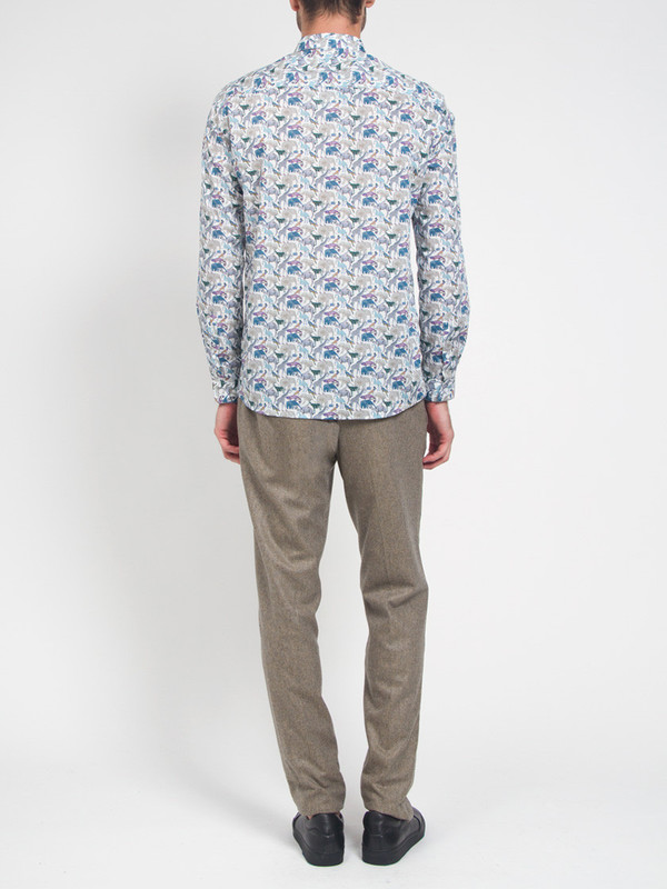 Men's Journal Grit Shirt Liberty Print