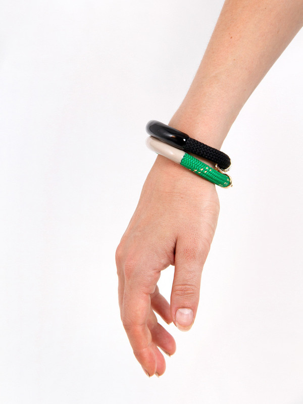 Kelly Green Annabelle Bracelet