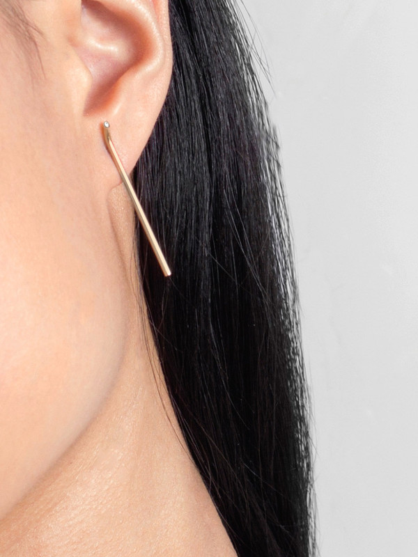 Still House Lero Earring Gold