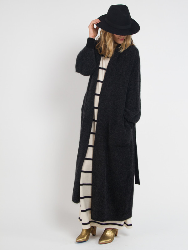 Long Robe Coat