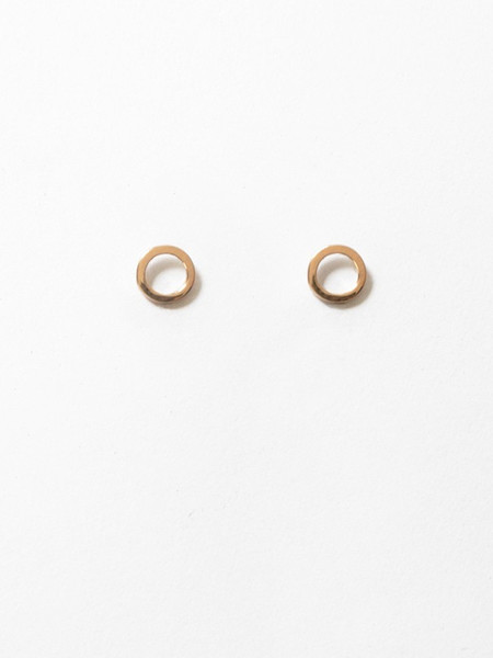 Still House Rala Earrings Rose Gold