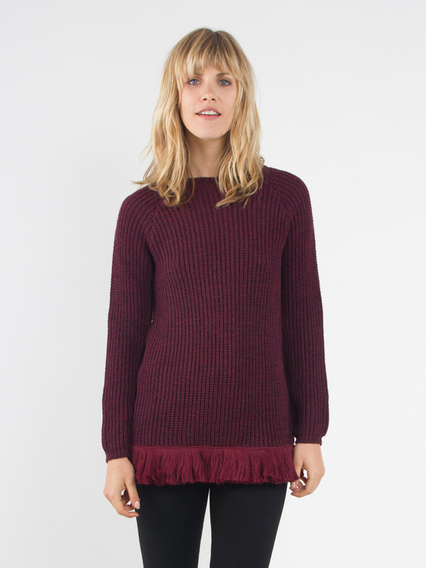 Delfina Balda Stone Knit Sweater