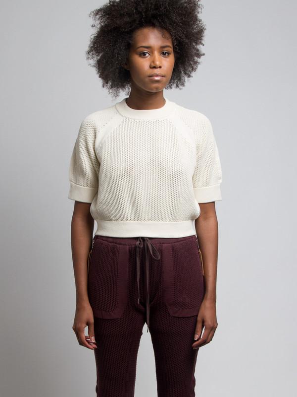 IL by Saori Komatsu Sweater Knit Pullover