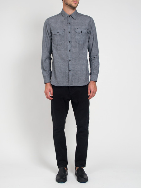 Men's Monitaly Triple Needle Shirt