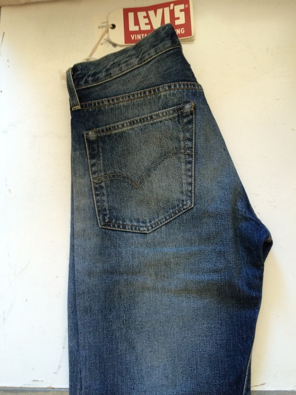 s levis vintage clothing 501 1954 muleskinner from