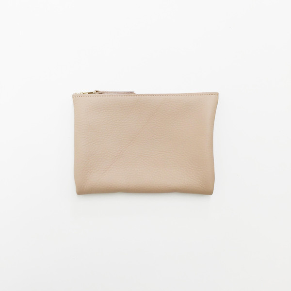 ARA Handbags - Nude Clutch No. 2