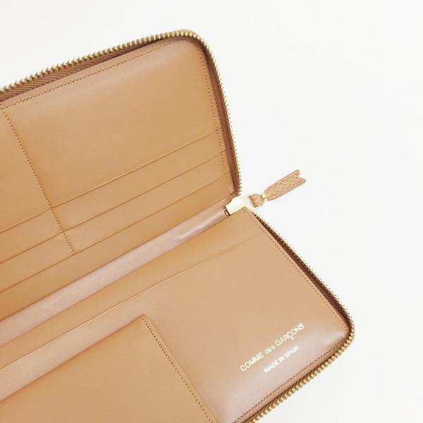Comme des Garcons - Luxury Group Beige Long Wallet