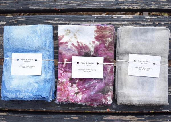 Rise & Ramble: Flox Flora Napkin Set