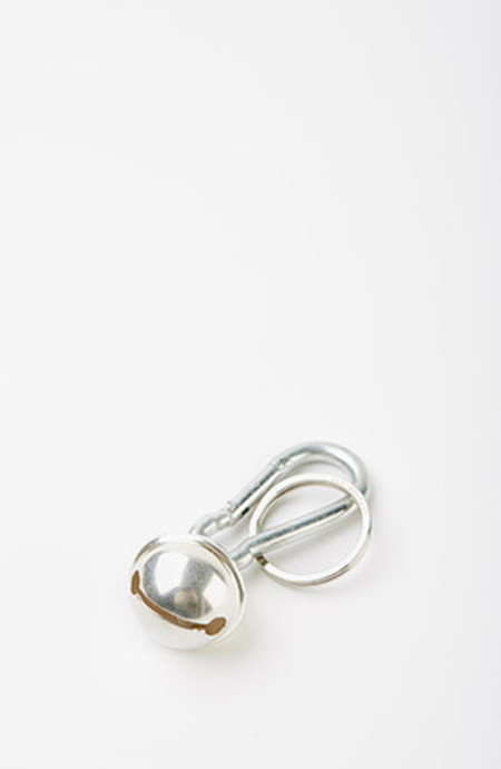 ina.seifart Steel Bell Keychain