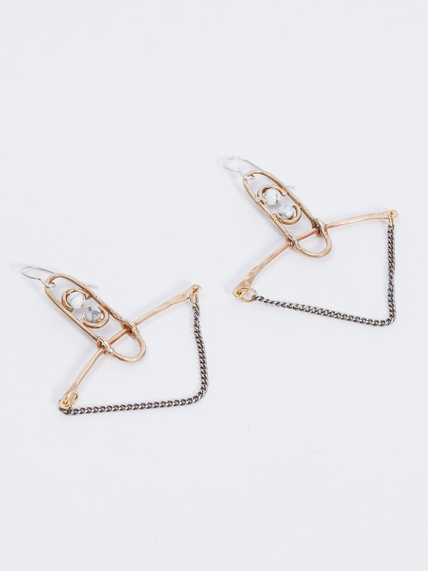 Leah Ball MERIDIAN EARRINGS