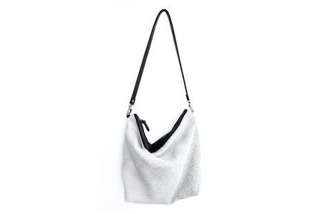 Primecut LIGHT GREY HOBO