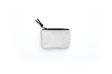 Primecut LIGHT GREY SMALL POUCH