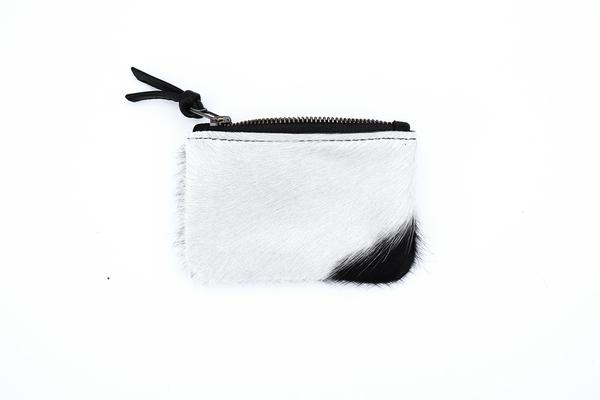 Primecut BLACK + WHITE SMALL POUCH