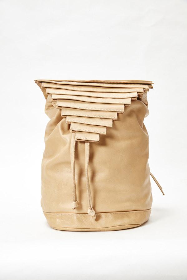 Collina Strada Novella Bag Taupe Leather