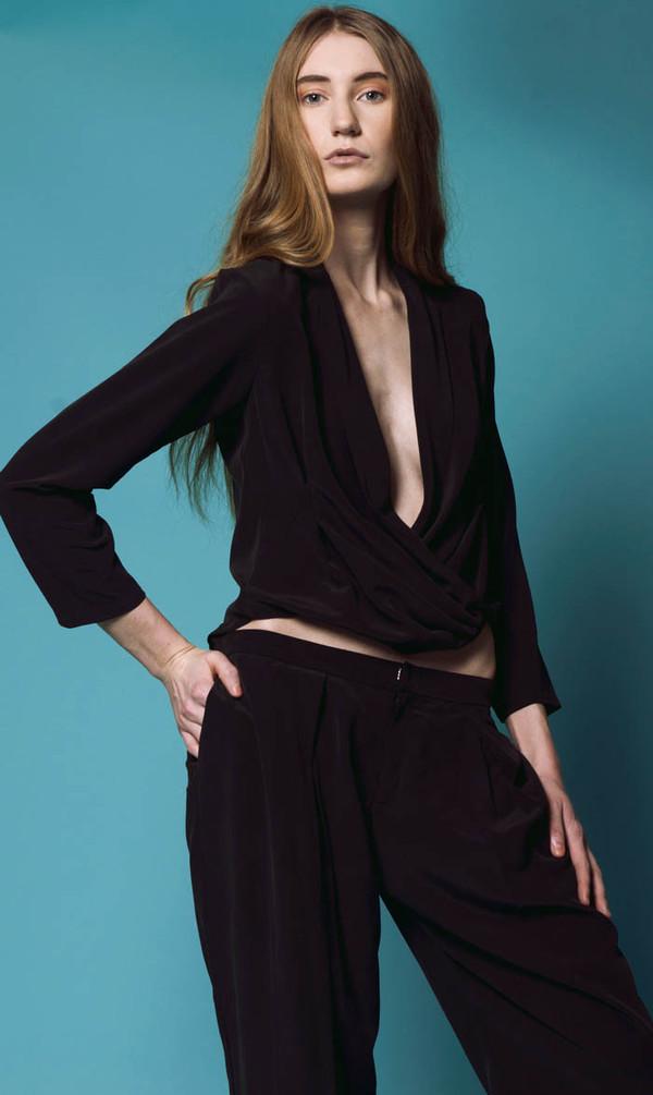 Aniimiism Florence blouse