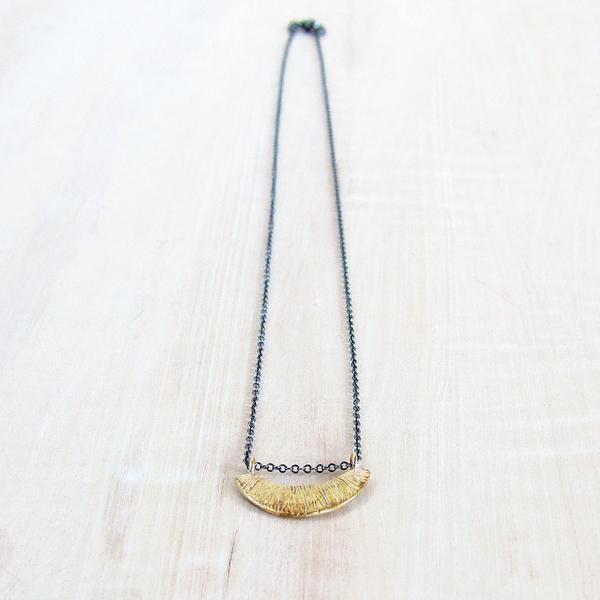 Satomi Studio Isis Charm pendant necklace