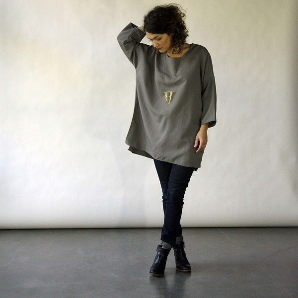 Hackwith Design House Suzy Tunic