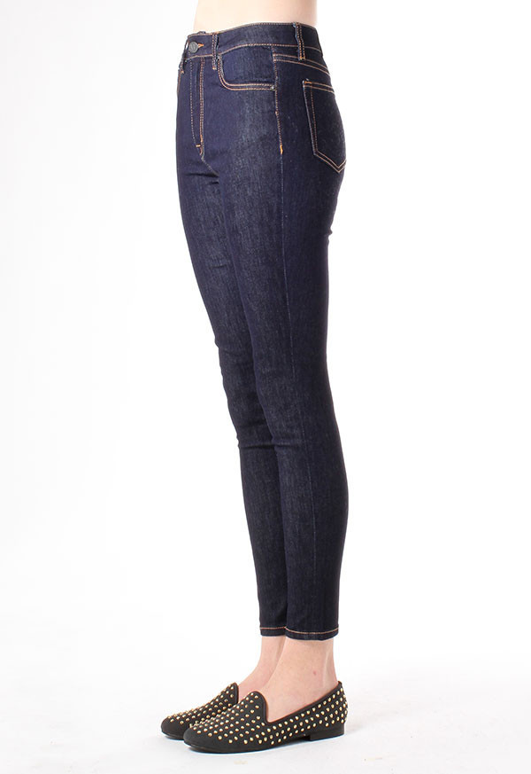 Williamsburg Garment Company - Union Ave Hi Waist Super Skinny