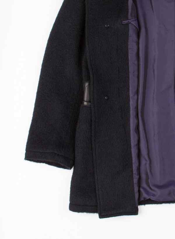Men's Needles Bayswater Coat Black