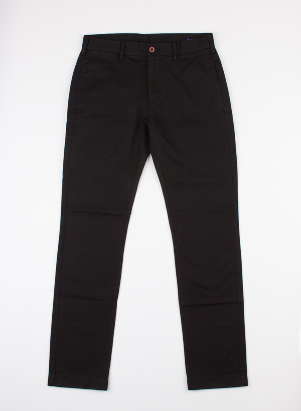 Men's Alex Mill Chino Black
